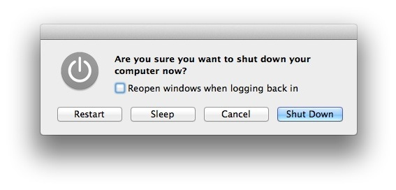 Frozen: How to Force the Restart of a Mac – The Mac Observer