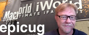 Jeff Gamet to discuss Macworld/iWorld at EPICUG