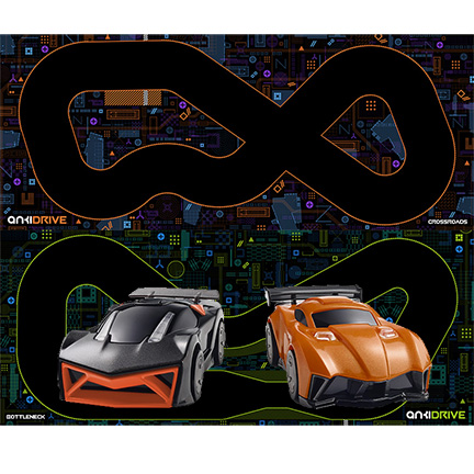 New Cars for Anki Drive Hit the Track