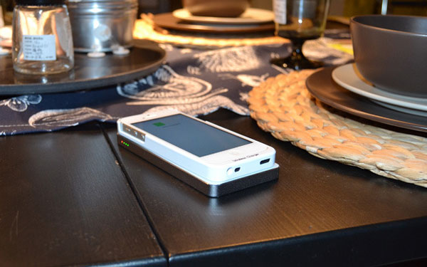 QiPack on Kickstarter Brings Wireless Charging to iPhone