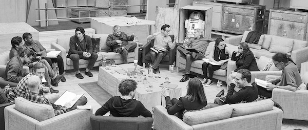 Star Wars Episode Seven Cast Announced