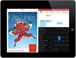 iOS 8 may bring split screen app view to the iPad
