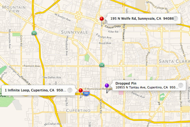 how to use maps on iphone 4s