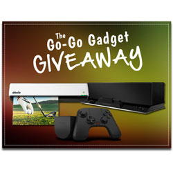 Register to Win Doxie Go, Soundstep, and OUYA through TMO Deals