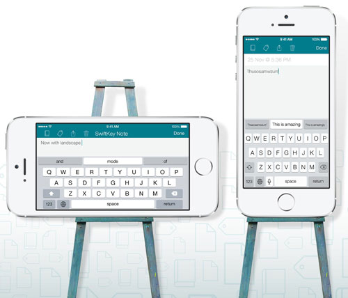 Apple Announces Support for Third Party Keyboards in iOS 8
