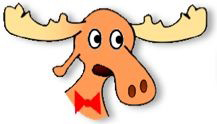 The Talking Moose icon from early Mac OS days