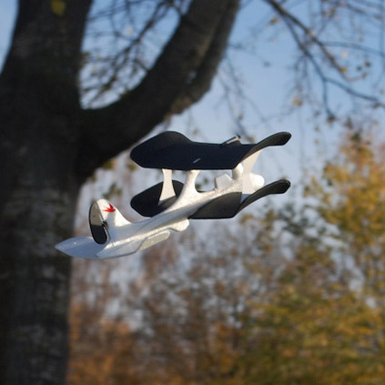 The SmartPlane, a Smartphone-Controlled Aircraft: $49.99