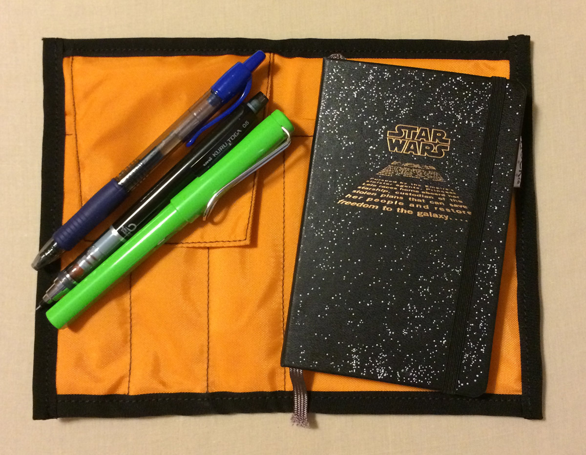 Nock Co Pen and Notebook Cases