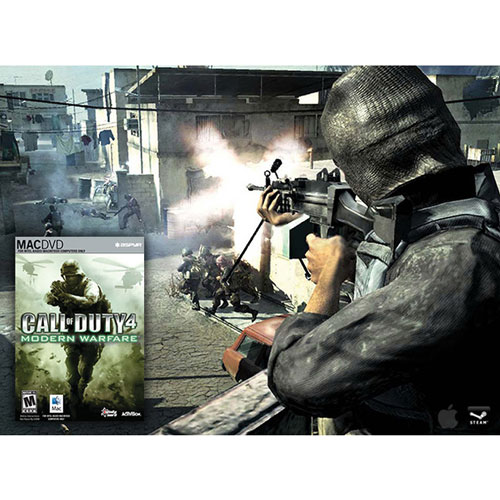 The Call of Duty: Modern Warfare Trilogy Bundle for $39.99