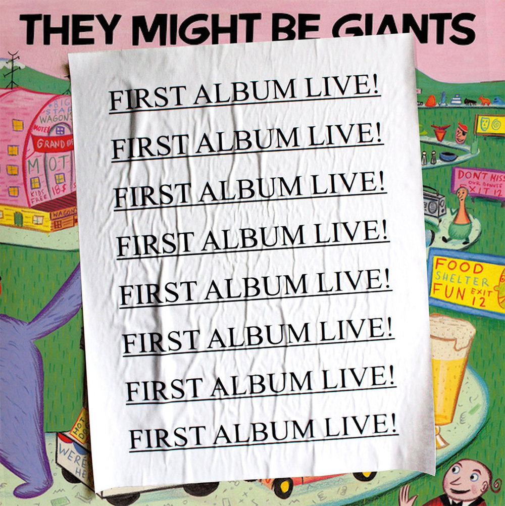 They Might Be Giants Offers Free Live Album Download