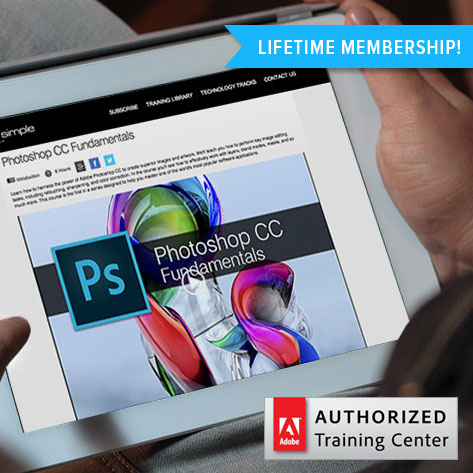 Last Chance for Lifetime of Adobe Training (Ends August 15th)