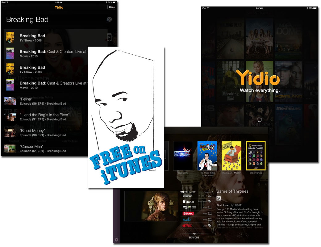 3 Free iOS Apps To Help You Find Something To Watch – The Mac Observer