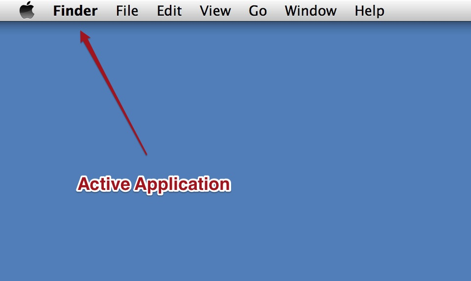 Active Application