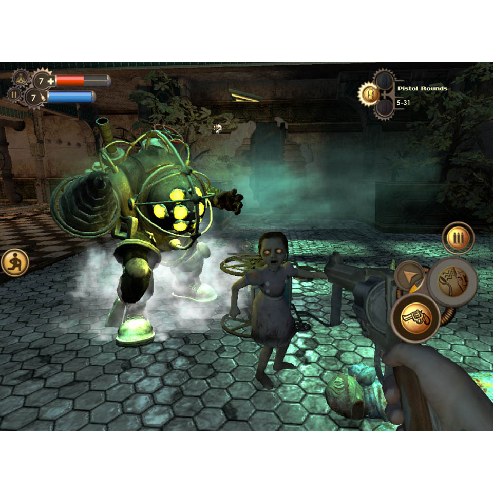 Touch This: BioShock Coming to iPhone this Summer