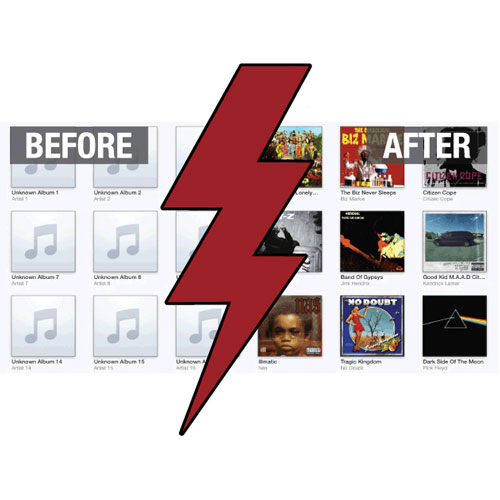 TuneUp: Clean & Organize Your iTunes Music Collection for $19.95