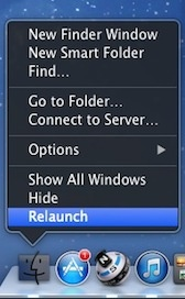 4 Ways to Restart the Mac Finder – The Mac Observer