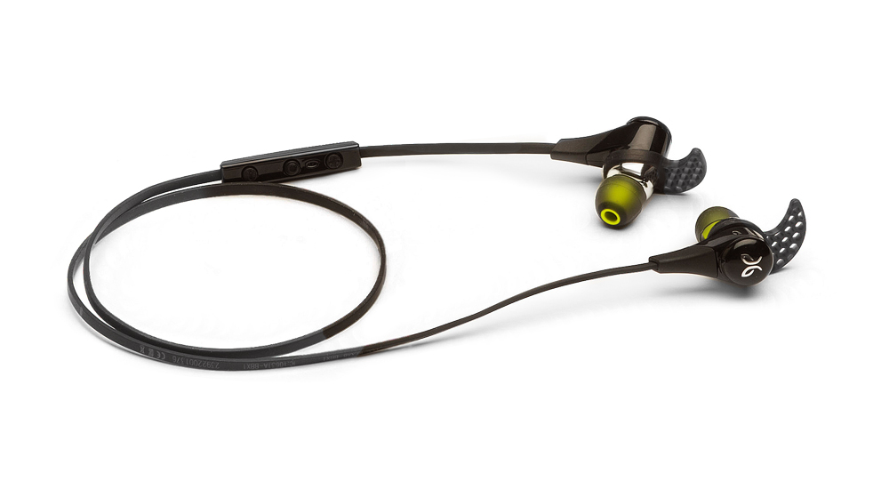 The Bluebuds X fit well, sound good, and will hold up to your workout routine