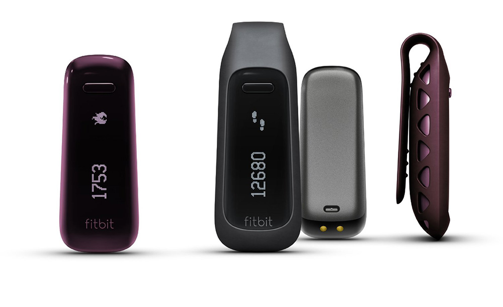 The Fitbit One is my go-to fitness activity tracker
