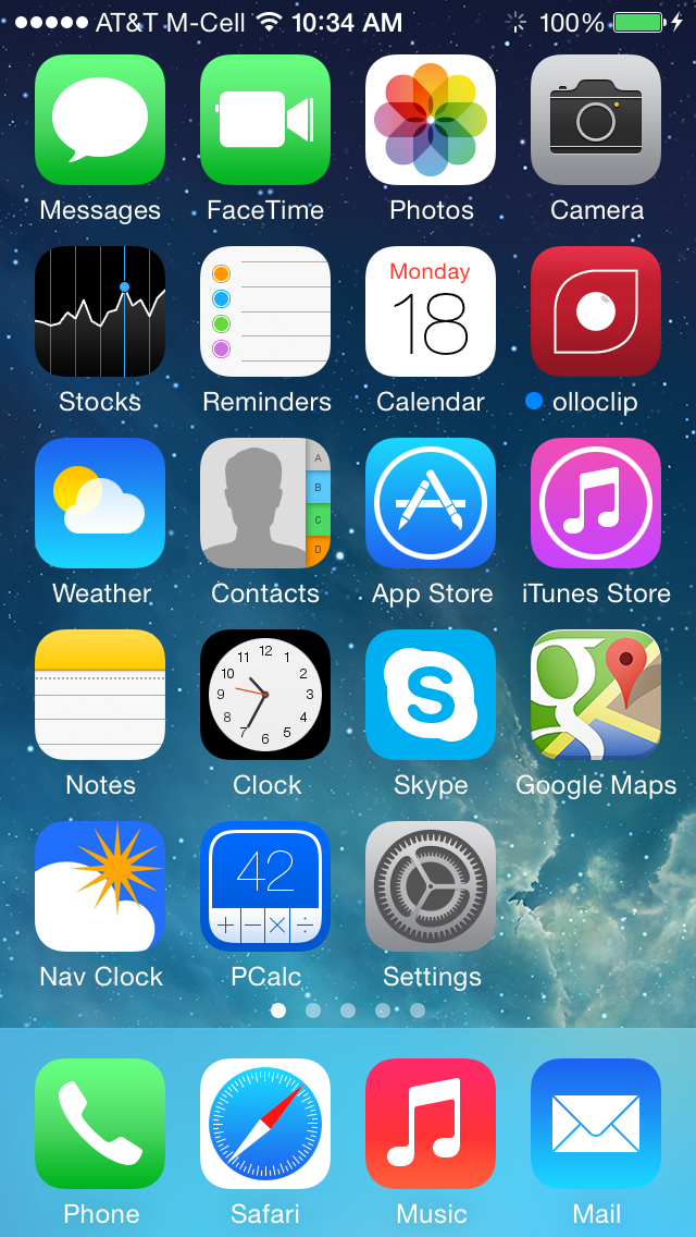Mac Observer Staff: What's On Your IPhone Home Screen