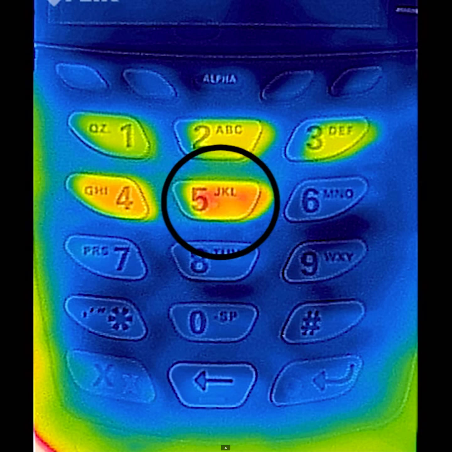How to Use a FLIR Camera to Steal a PIN Code, and How to Stop It