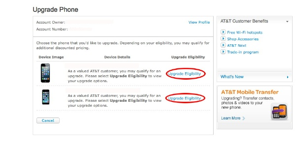 How to Check Your AT&T iPhone Upgrade Eligibility – The Mac ...