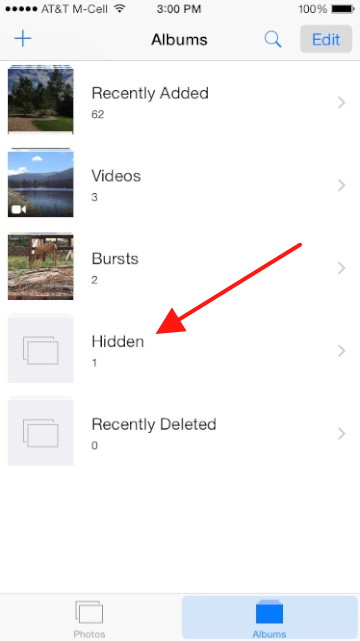 iOS 8: Hide and Unhide Images in Photos App – The Mac Observer