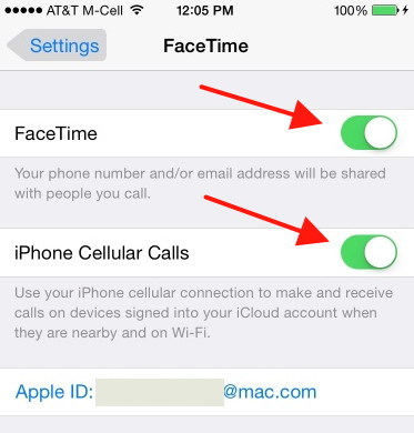 iOS 8: Make Cellular Phone Calls from Your iPad Using Handoff – The Mac  Observer