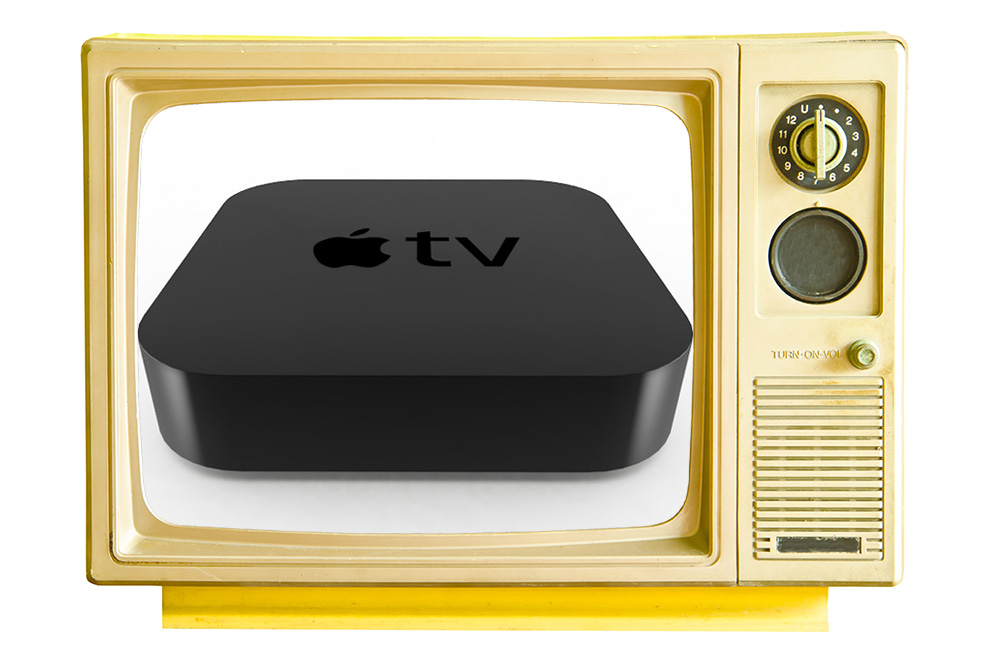 FCC rule changes could mean you'll watch all your TV shows on Apple TV