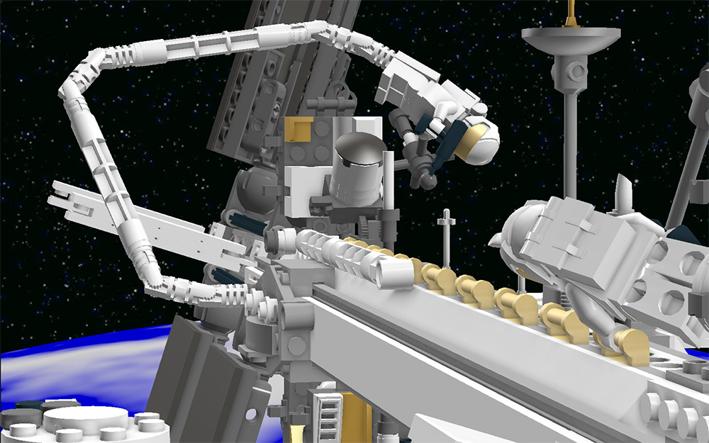 LEGO Ideas: International Space Station