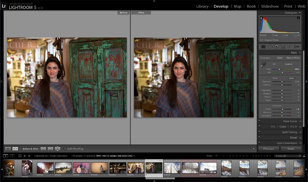 Adobe Lightroom adds custom Aperture and iPhoto importer