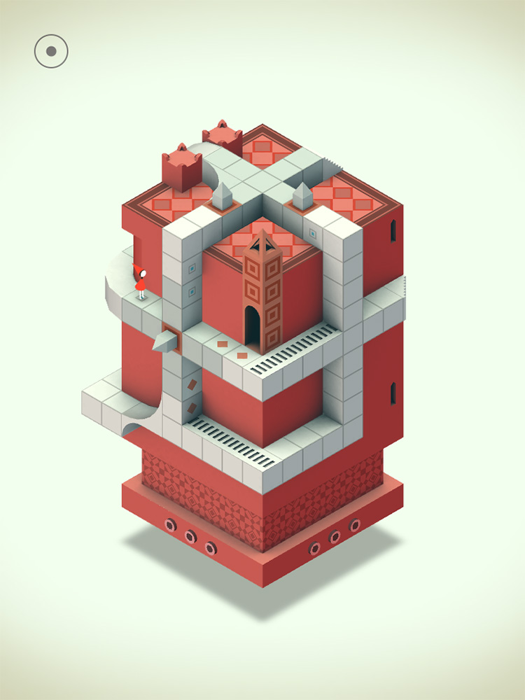 Monument Valley makes for a great escape from holiday stress