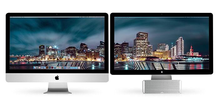 Twelve South Offers Free Dual-Screen Mac Wallpapers