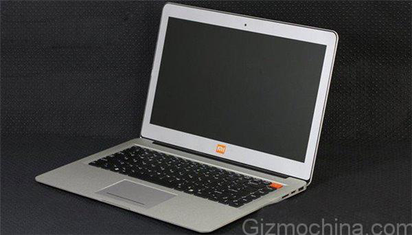 Xiaomi's new MacBook Air, er, laptop