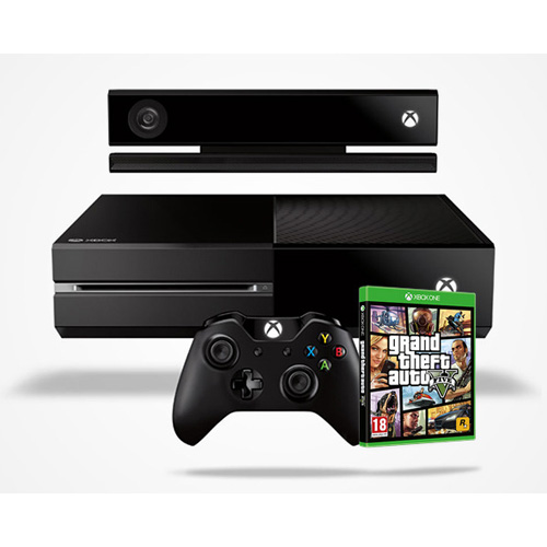 Register for the Xbox One and Grand Theft Auto V Giveaway
