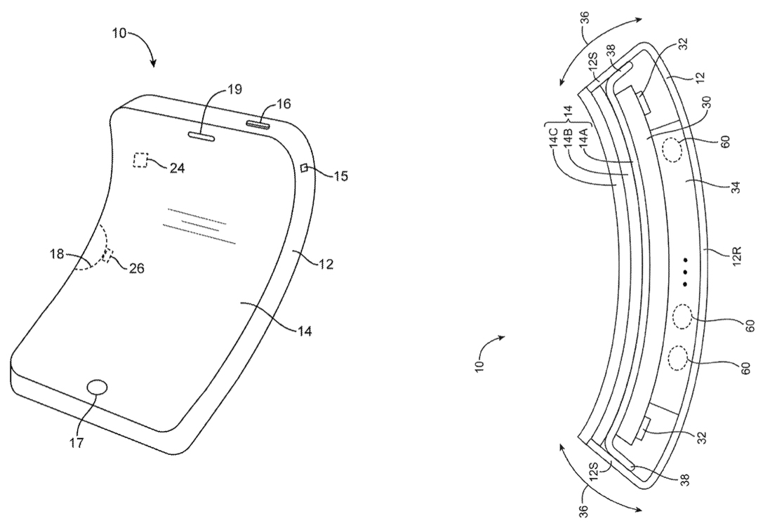 flexible-iphone-patent