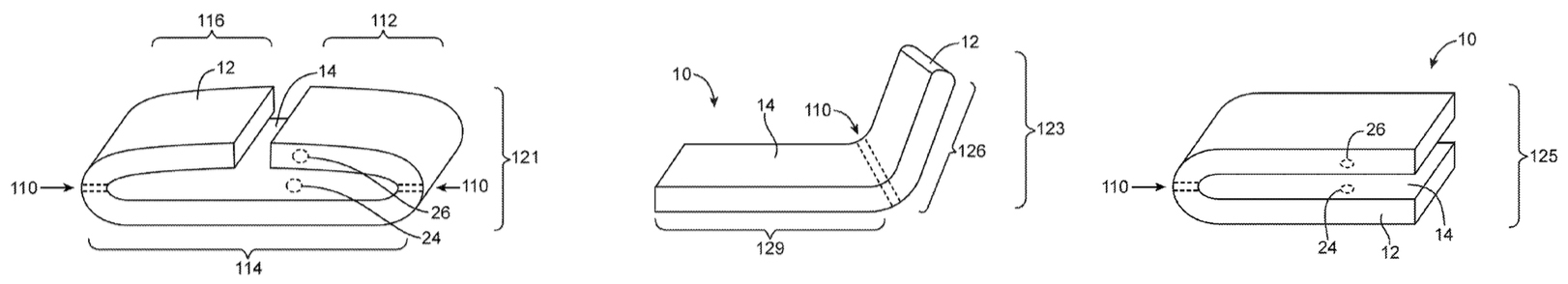 flexible-iphone-patent-configurations