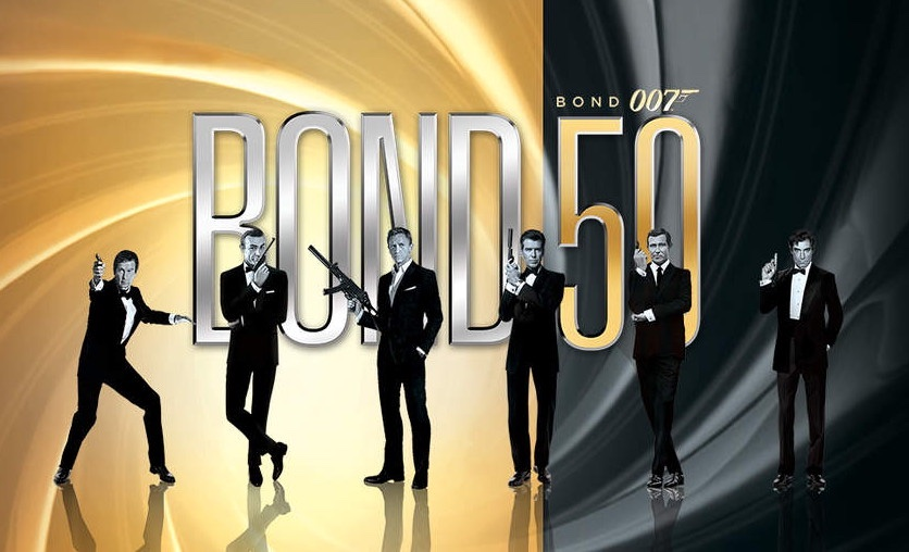 iTunes Special: All 23 Bond Films in HD for $99.99