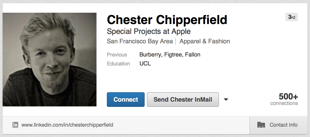 Chester Chipperfield