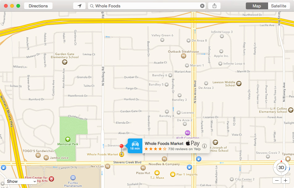 how to delete locations in apple maps