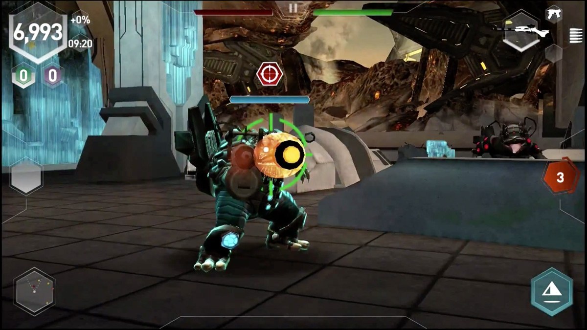 Midnight Star on IOS: Halo-Creator's 'Shooter Reimagined for Touch'