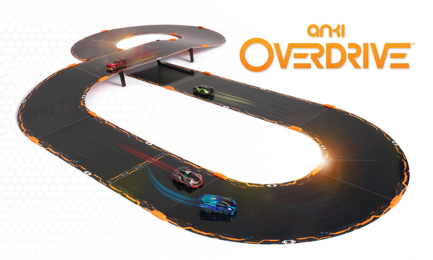 Anki OVERDRIVE Will Let Users Build Their Own Tracks