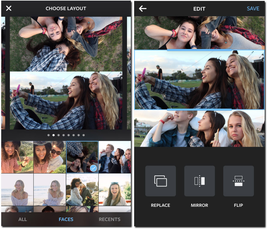 Instagram Launches 'Layout' App for Collages