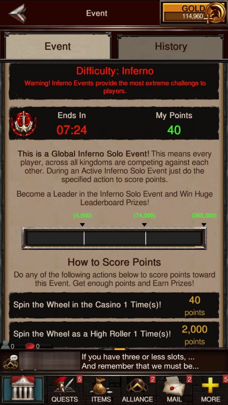Game of War: How to Play and Win a Casino Event – The Mac Observer