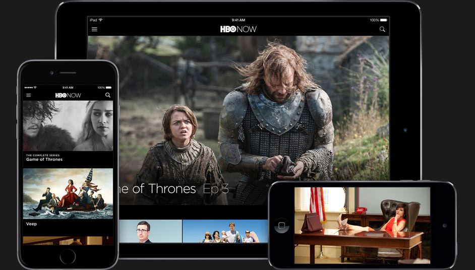 HBO Now on iOS
