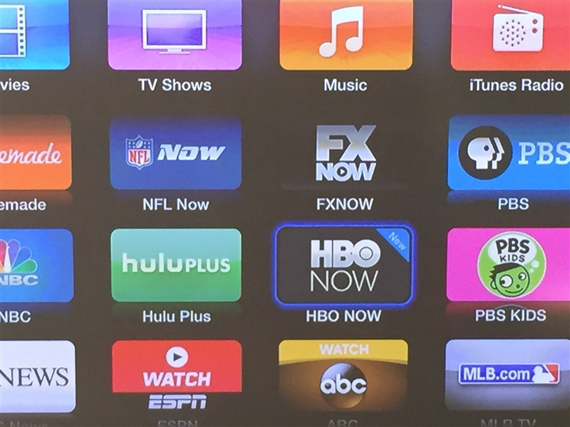 Hbo go Apple tv no Picture Hbo Now on Apple tv