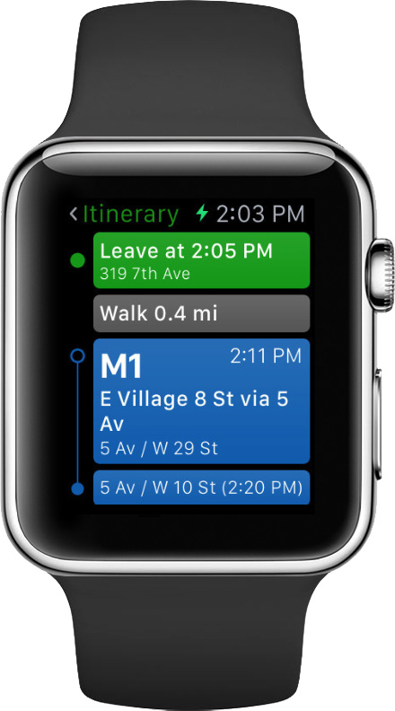 Transit App has public transportation covered for 75 cities