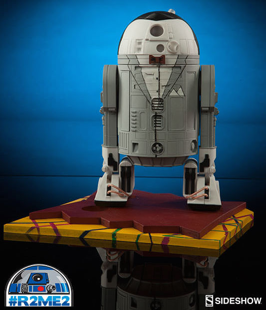 Sideshow Toys Announces R2-ME2 Art Project