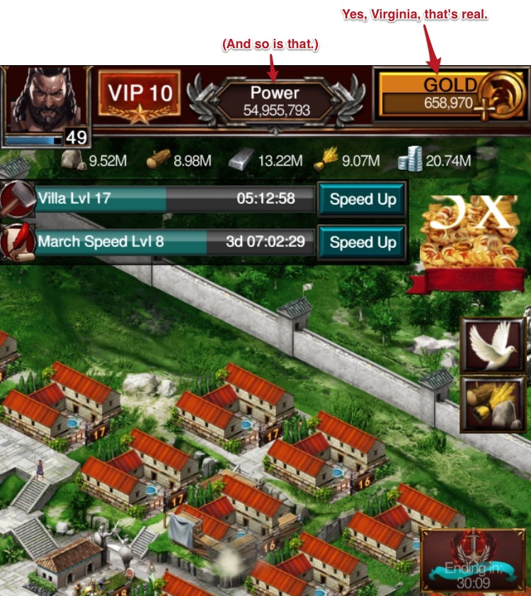 game of war buy gold