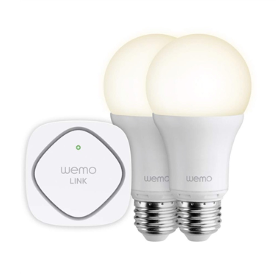 WeMo light bulbs with hub