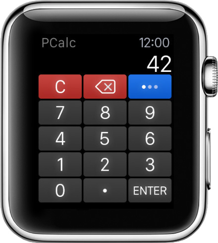 PCalc is a favorite for scientists, engineers, and coders